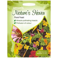 Unwins Seeds Natures Haven Floral Feast (30210395)
