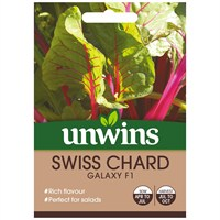 Unwins Seeds Swiss Chard Galaxy F1 (30310559)
