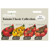Unwins Seeds Tomato Classic Collection (30310254)