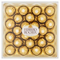 Valentine's Day Gifts - Chocolates Ferrero Rocher Box 300g