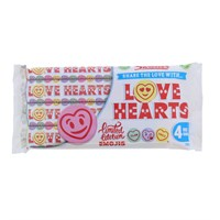 Valentine's Day Gifts - Giant Love Hearts Sweets 4 Pack