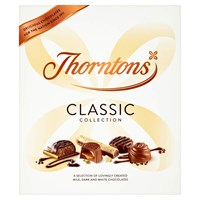 Valentine's Day Gifts - Thorntons Classic Mixed Chocolates 248g