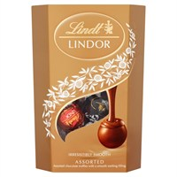 Valentine's Day Gifts - Lindt Lindor Chocolate Truffles - Assorted 200g