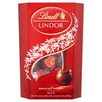 Valentine's Day Gifts - Chocolates Lindt Lindor Truffles - Milk 200g