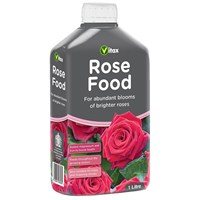 Vitax Organic Liquid Rose Food 1 Litre Liquid Fertilisers (5LRF1)