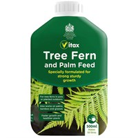 Vitax Tree Fern & Palm Feed Liquid 500ml (5TF500)