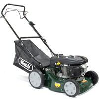 Webb R41SP Self Propelled Steel Deck Petrol Rotary Mower (WER41SP)