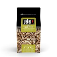 Weber Apple Barbecue Smoking Wood Chips 0.7kg (17621)