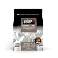Weber Barbecue Lighter Cubes - White (17670)