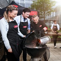 SOLD OUT - Weber BBQ Course & Cooking Event Certified By Weber - Saturday 22nd June 2019