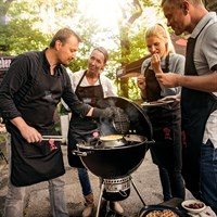 Weber BBQ Course & Cooking Event Certified By Weber - Sunday 14th July 2019