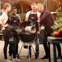 SOLD OUT - Weber BBQ Course & Cooking Event Certified By Weber - Sunday 9th June 2019
