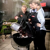 SOLD OUT - Weber BBQ Course & Cooking Event Certified By Weber - Sunday 2nd June 2019