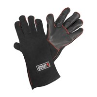 Weber BBQ Leather Gloves (17896) Barbecue Accessories