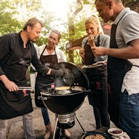 Weber BBQ 'Round The World' Course & Cooking Event Certified By Weber - Saturday 25th April 2020