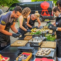 Weber BBQ 'Round The World' Course & Cooking Event Certified By Weber - Saturday 27th June 2020