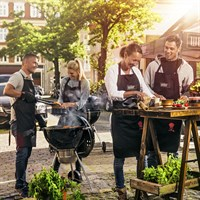 Weber BBQ 'Round The World' Course & Cooking Event Certified By Weber - Saturday 8th August 2020
