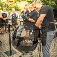 Weber BBQ 'Round The World' Course & Cooking Event Certified By Weber - Sunday 9th August 2020