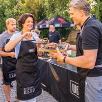 Weber BBQ 'Smokehouse' Course & Cooking Event Certified By Weber - Monday 25th May 2020