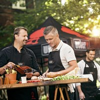 Weber BBQ 'Smokehouse' Course & Cooking Event Certified By Weber - Saturday 25th April 2020