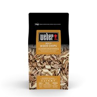 Weber Beech Barbecue Smoking Wood Chips 0.7kg (17622)