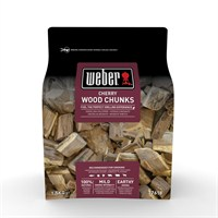 Weber Cherry Wood Chunks 1.5kg (17618)