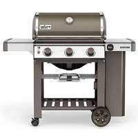 Weber Genesis II E-310 GBS - Smoke Grey (61050174) Gas Barbecue
