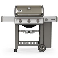 Weber Genesis II E-310 GBS - Smoke Grey (61051174) Gas Barbecue