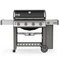 Weber Genesis II E-410 GBS - Black (62011174) Gas Barbecue