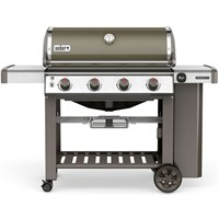 Weber Genesis II E-410 GBS - Smoke Grey (62050174) Gas Barbecue