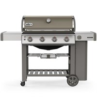 Weber Genesis II E-410 GBS - Smoke Grey (62051174) Gas Barbecue