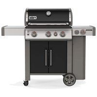 Weber Genesis II EP-335 GBS - Black (61016174) Gas Barbecue