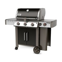 Weber Genesis II LX E-340 GBS - Black (61014174) Gas Barbecue