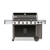 Weber Genesis II LX E-640 GBS - Black (63014174) Gas Barbecue