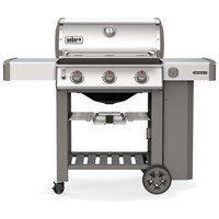 Weber Genesis II S-310 GBS - Stainless Steel (61001174) Gas Barbecue