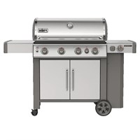 Weber Genesis II SP-435 GBS - Stainless Steel (62006174) Gas Barbecue