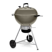 Weber Master-Touch GBS C-5750 57cm - Smoke Grey (14710004) Charcoal Barbecue