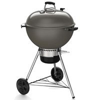 Weber Master-Touch GBS SE C-5755 57cm - Smoke Grey (14810004) Charcoal Barbecue