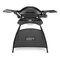 Weber Q2000 Gas BBQ with Stand (53010374) Gas Barbecue