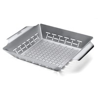Weber Deluxe Grilling Basket (6434) Barbecue Accessory
