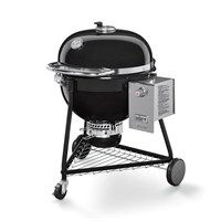Weber Summit Charcoal Grill (18301004) Exclusive Charcoal Barbecue