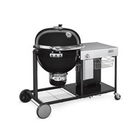 Weber Summit Charcoal Grilling Center (18501004) Exclusive Charcoal Barbecue