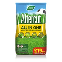 Westland Aftercut All in One Feed, Weed & Moss Killer Treatment Bag 400sqm (20400246)
