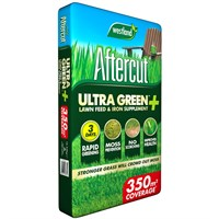Aftercut Ultra Green + Lawn Feed & Iron Supplement - 350 sq.m - 12.25kg (20400484)