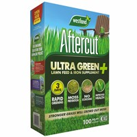 Aftercut Ultra Green + Lawn Feed & Iron Supplement - 100 sq.m - 3.5kg (20400482)