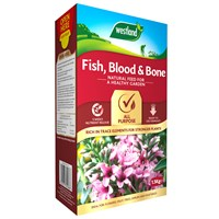 Westland Fish, Blood and Bone 1.5kg (20600010)