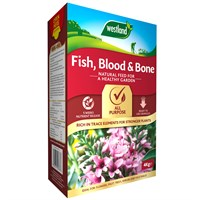 Westland Fish, Blood and Bone All Purpose Plant Food - 4kg (20600099)