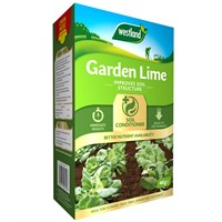 Westland Garden Lime Soil Conditioner - 4kg (20600101)