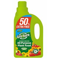 Gro-Sure Super Enriched All Purpose Plant Food - 1.5L (20100385)