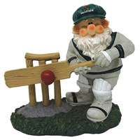 Woodland Wilf Gets Bowled Over Garden Gnome (B9454)